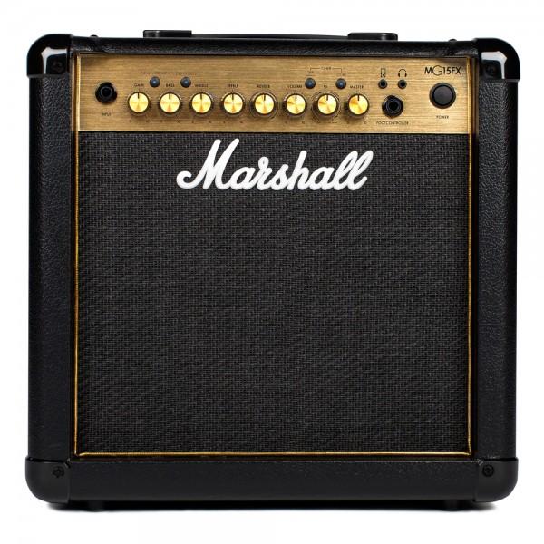 Eνισχυτες Oργανων Marshall MG15GFX  ΕΝΙΣΧΥΤΕΣ ΚΙΘΑΡΑΣ TRANSISTOR - Kagmakis Guitars