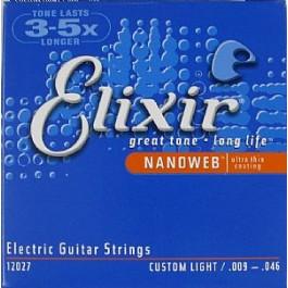 Elixir Electric Custom Light 009-046 Ηλεκτρική Κιθάρα