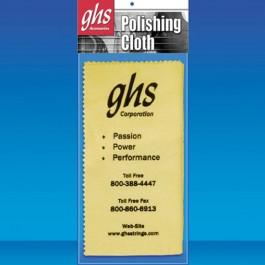 Μουσικα Οργανα - GHS Polish Cloth 100% Pure Plannel Γυαλιστικά