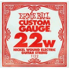 ERNIE BALL 1122 Slinky Nickel Μονή Χορδή Ηλεκτρικής Κιθάρας 022W ΧΟΡΔΕΣ ΜΟΝΕΣ ΗΛΕΚΤΡΙΚΗΣ ΚΙΘΑΡΑΣ ROUND