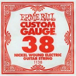ERNIE BALL 1138 Slinky Nickel Μονή Χορδή Ηλεκτρικής Κιθάρας 038 ΧΟΡΔΕΣ ΜΟΝΕΣ ΗΛΕΚΤΡΙΚΗΣ ΚΙΘΑΡΑΣ ROUND