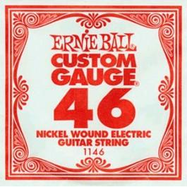 ERNIE BALL 1146 Slinky Nickel Μονή Χορδή Ηλεκτρικής Κιθάρας 046 ΧΟΡΔΕΣ ΜΟΝΕΣ ΗΛΕΚΤΡΙΚΗΣ ΚΙΘΑΡΑΣ ROUND