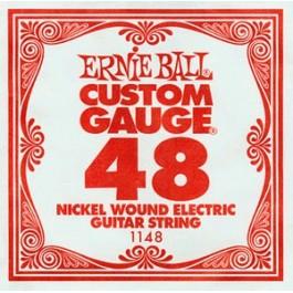 ERNIE BALL 1148 Slinky Nickel Μονή Χορδή Ηλεκτρικής Κιθάρας 048 ΧΟΡΔΕΣ ΜΟΝΕΣ ΗΛΕΚΤΡΙΚΗΣ ΚΙΘΑΡΑΣ ROUND