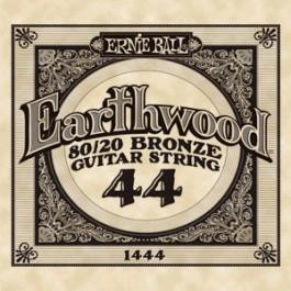 ERNIE BALL 1444 Earthwood Bronze Χορδή Ακουστικής Κιθάρας 044 ΧΟΡΔΕΣ ΜΟΝΕΣ ΑΚΟΥΣΤΙΚΗΣ
