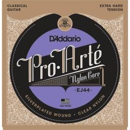 χορδες - Σετ Κλασσικής  D'ADDARIO EJ44 Κλασσική Κιθάρα