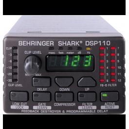 Behringer Shark DSP110 Εξοπλισμός Studio
