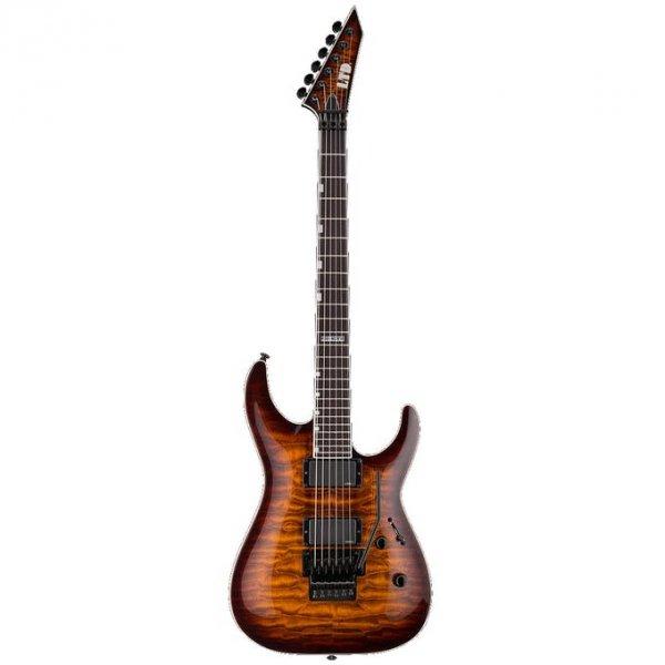 ESP LTD MH-401FR/QM/DBSB  ΗΛΕΚΤΡΙΚΕΣ ΚΙΘΑΡΕΣ Μουσικα Οργανα - Κιθαρες - Kagmakis Guitars