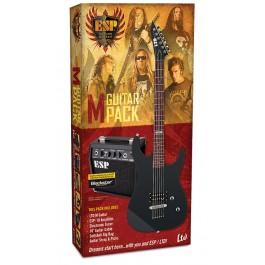 ESP LTD M-10 PACK Κιθάρα+Ενισχυτής+Αξεσουάρ ΗΛΕΚΤΡΙΚΕΣ ΚΙΘΑΡΕΣ Μουσικα Οργανα - Κιθαρες - Kagmakis Guitars
