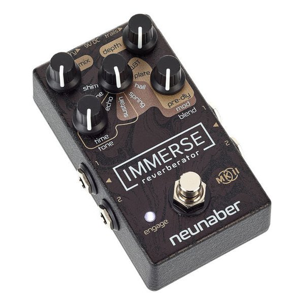 Neunaber Immerse - Reverberator Mk II