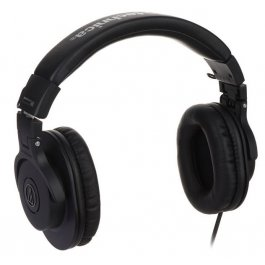 Audio Technica ATH-M30X  ON EAR Μουσικα Οργανα - Κιθαρες - Kagmakis Guitars