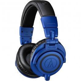 Audio Technica ATH-M50X Limited Edition BB Black / Blue  ON EAR Μουσικα Οργανα - Κιθαρες - Kagmakis Guitars