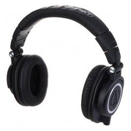 Audio Technica ATH-M50X Black  ON EAR Μουσικα Οργανα - Κιθαρες - Kagmakis Guitars