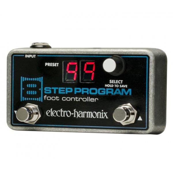 EHX 8 Step Program Foot Controller