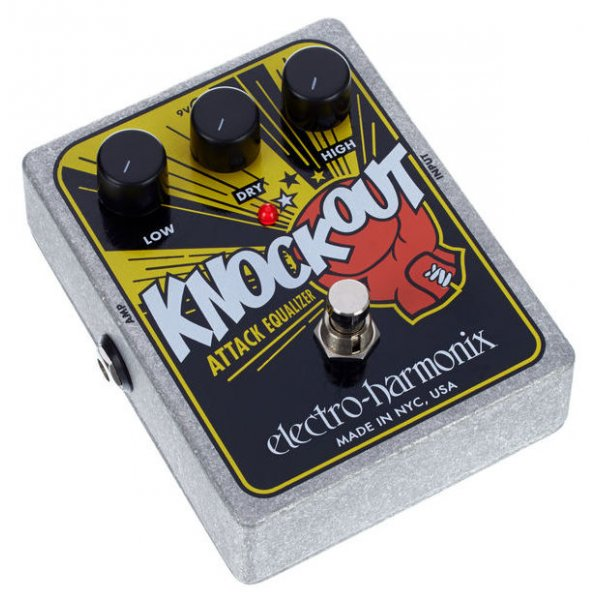 EHX Knockout - Attack Equalizer Reissue