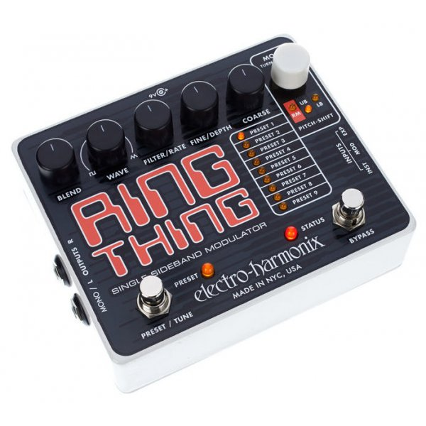 EHX Ring Thing - Single Sideband Modulator