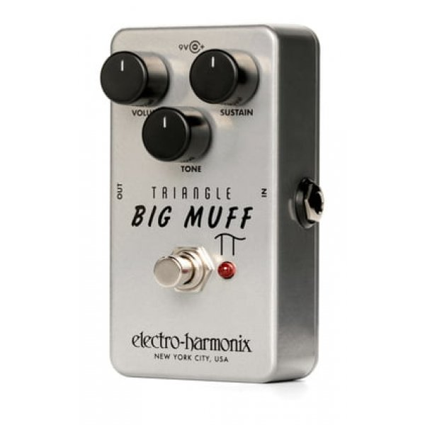 EHX Triangle Big Muff Pi - Distortion / Sustainer DRIVE Μουσικα Οργανα - Κιθαρες - Kagmakis Guitars