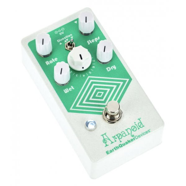 Earthquaker Devices Arpanoid V2 - Polyphonic Arpeggiator  MISCELLANEOUS Μουσικα Οργανα - Κιθαρες - Kagmakis Guitars