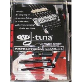 EVH D-Tuner Black ΕΞΑΡΤΗΜΑΤΑ ΤΡΕΜΟΛΟ Μουσικα Οργανα - Κιθαρες - Kagmakis Guitars