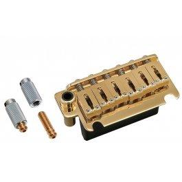 Gotoh Tremolo 2-Point Steel Saddle & FST Block Gold 54mm STANDARD Μουσικα Οργανα - Κιθαρες - Kagmakis Guitars