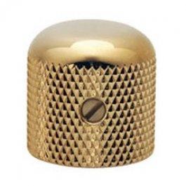 Gotoh Dome Knob Metal Gold 18x18 ΚΑΠΑΚΙΑ Μουσικα Οργανα - Κιθαρες - Kagmakis Guitars