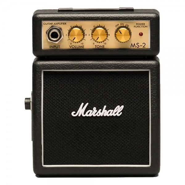 Eνισχυτες Oργανων Marshall Ενισχυτής Κιθάρας MS-2 ΕΝΙΣΧΥΤΕΣ ΚΙΘΑΡΑΣ TRANSISTOR - Kagmakis Guitars