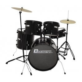 DIMAVERY DS-200 DRUM SET BLACK
