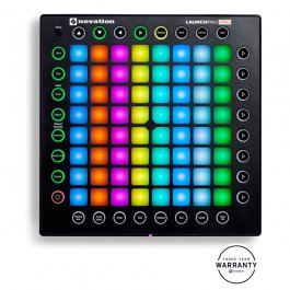 NOVATION LAUNCHPAD PRO THE PROFESSIONAL GRID PERFORMANCE INSTRUMENT