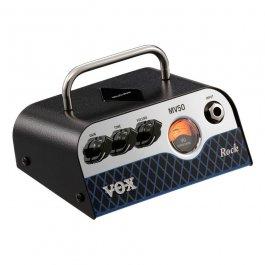VOX MV50-CR ΕΝΙΣΧΥΤΗΣ ΚΙΘΑΡΑΣ 50W MINI ROCK HEAD