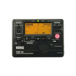KORG TMR-50-BK DIGITAL TUNER/METRONOME RECORDER BLACK