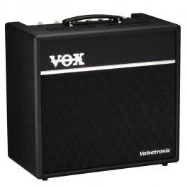 VOX VT80 PLUS ΕΝΙΣΧΥΤΗΣ ΚΙΘΑΡΑΣ 80W VALVETRONIC