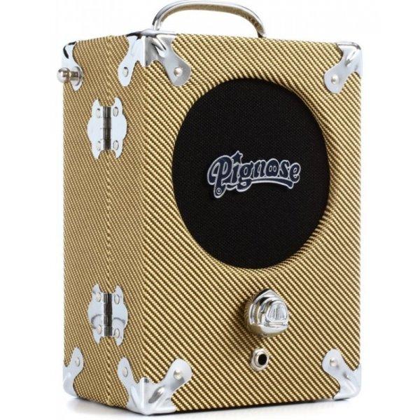 Pignose Legendary 7-100 Tweed Limited ΕΝΙΣΧΥΤΕΣ ΚΙΘΑΡΑΣ TRANSISTOR Μουσικα Οργανα - Κιθαρες - Kagmakis Guitars