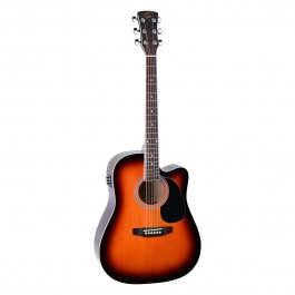 SOUNDSATION Yellowstone DNCE Sunburst Ηλεκτροακουστική κιθάρα