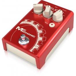 TC Helicon Mic Mechanic 2 - Vocal Effects Stompbox ΦΩΝΗ Μουσικα Οργανα - Κιθαρες - Kagmakis Guitars