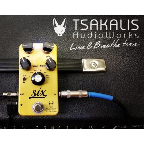 Tsakalis Audioworks Six - Multi Drive