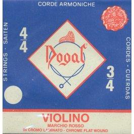 χορδες - Dogal R314 Χορδή ΣΟΛ βιολιού Ν.4 ΜΟΝΕΣ ΧΟΡΔΕΣ Μουσικα Οργανα - Κιθαρες - Kagmakis Guitars