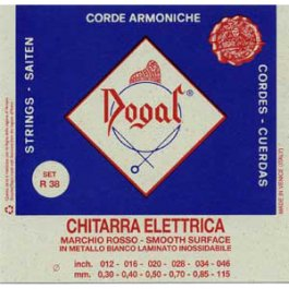 SET ΗΛΕΚΤΡΙΚΗΣ DOGAL R-38 SET 012 Ηλεκτρική Κιθάρα