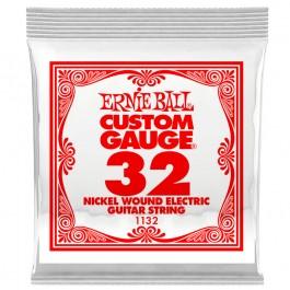 Ernie Ball 1132 Slinky Nickel Μονή Χορδή Ηλεκτρικής Κιθάρας 032 ΜΟΝΕΣ ΧΟΡΔΕΣ Μουσικα Οργανα - Κιθαρες - Kagmakis Guitars