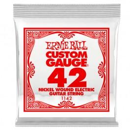 Ernie Ball 1142 Slinky Nickel Μονή Χορδή Ηλεκτρικής Κιθάρας 042 ΜΟΝΕΣ ΧΟΡΔΕΣ Μουσικα Οργανα - Κιθαρες - Kagmakis Guitars