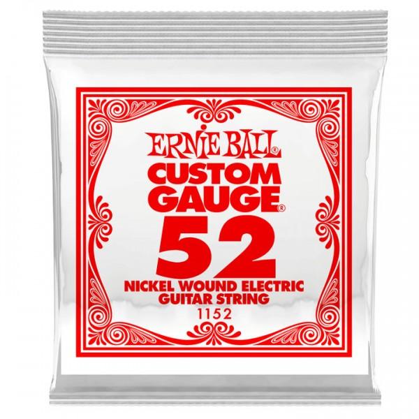 Ernie Ball 1152 Slinky Nickel Μονή Χορδή Ηλεκτρικής Κιθάρας 052 ΜΟΝΕΣ ΧΟΡΔΕΣ Μουσικα Οργανα - Κιθαρες - Kagmakis Guitars
