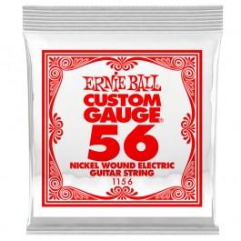 Ernie Ball 1156 Slinky Nickel Μονή Χορδή Ηλεκτρικής Κιθάρας 056 ΜΟΝΕΣ ΧΟΡΔΕΣ Μουσικα Οργανα - Κιθαρες - Kagmakis Guitars