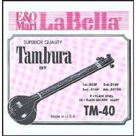 La Bella TM-40 Σετ χορδές ταμπουρά