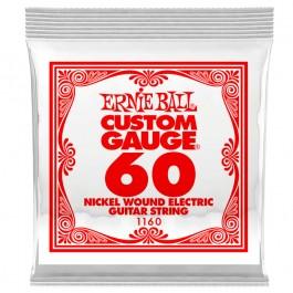 Ernie Ball 1160 Slinky Nickel Μονή Χορδή Ηλεκτρικής Κιθάρας 060 ΜΟΝΕΣ ΧΟΡΔΕΣ Μουσικα Οργανα - Κιθαρες - Kagmakis Guitars