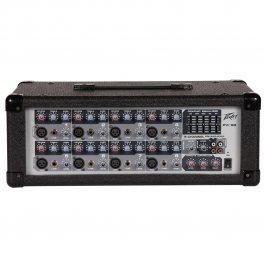 PEAVEY PVi8B 150 Watt RMS Αυτοενισχυόμενη κονσόλα ήχου PRODUCTS FROM XML Μουσικα Οργανα - Κιθαρες - Kagmakis Guitars