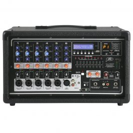 PEAVEY PVi 6500 Bluetooth - 400 Watt RMS Αυτοενισχυόμενη κονσόλα ήχου