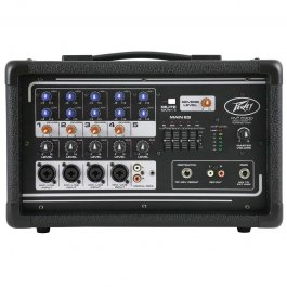 PEAVEY PV5300 50 Watt RMS Αυτοενισχυόμενη κονσόλα ήχου ΚΟΝΣΟΛΕΣ Μουσικα Οργανα - Κιθαρες - Kagmakis Guitars