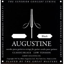 χορδες - Augustine Black6 Χορδή ΜΙ κλασσικής Ν.6 ΜΟΝΕΣ ΧΟΡΔΕΣ Μουσικα Οργανα - Κιθαρες - Kagmakis Guitars