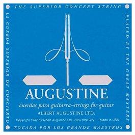 χορδες - Augustine Blue N.2 Χορδή ΣΙ κλασσικής Ν.2 ΜΟΝΕΣ ΧΟΡΔΕΣ Μουσικα Οργανα - Κιθαρες - Kagmakis Guitars