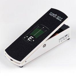 Ernie Ball 6200 VP Junior With Tuner  Mono White Πετάλ έντασης