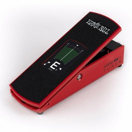 Ernie Ball 6202 VP Junior With Tuner  Mono Red Πετάλ έντασης
