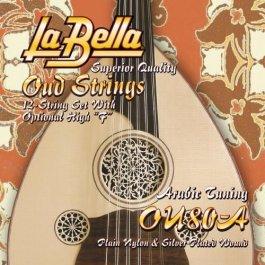 La Bella OU-80A Arabic Tuning Σετ χορδές Αραβικού ούτι